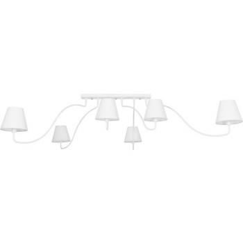 6546  SWIVEL WHITE VI plafon