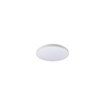 9162  AGNES ROUND LED WHITE 32W