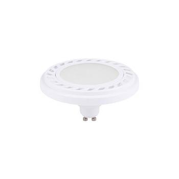 9344  REFLECTOR LED 9W, 3000K, GU10, ES111, ANGLE 120, DIFFUSER, WHITE