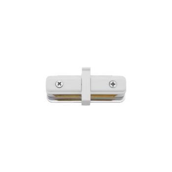 9454  PROFILE STRAIGHT CONNECTOR WHITE