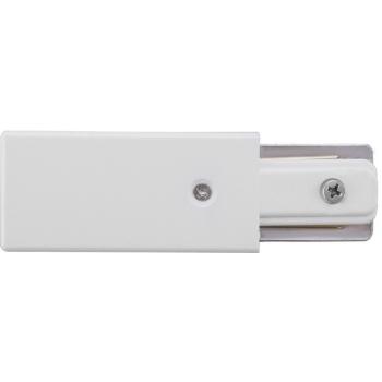 9462  PROFILE POWER END CAP WHITE
