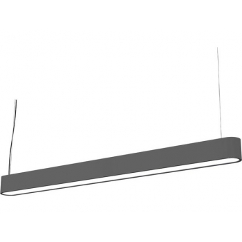 9546  SOFT LED GRAPHITE 90X6 zwis