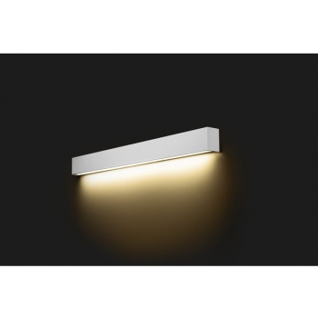 9611  STRAIGHT WALL LED WHITE M