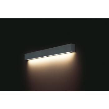 9617  STRAIGHT WALL LED GRAPHITE M