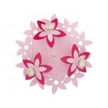6895  FLOWERS PINK III plafon