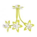 6898  FLOWERS GREEN III zwis