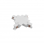 8678  CTLS RECESSED POWER X CONNECTOR WHITE