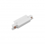 8686  CTLS REC POWER STRAIGHT CONNECTOR WHITE