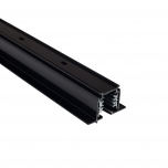 8692  CTLS RECESSED TRACK 3 CIRCUIT BLACK 1M