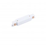 8707  CTLS POWER STRAIGHT CONNECTOR WHITE