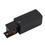8713  CTLS POWER END CAP RIGHT  BLACK (PE-R)