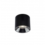 8724  CL IOS LED BLACK 40W, 3000K, ANGLE 60