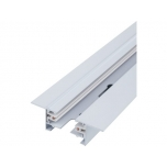 9012  PROFILE RECESSED TRACK WHITE 1 METER