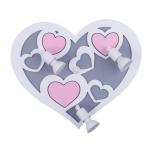 9064  HEART III PLAFON  B