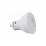 9180  REFLECTOR LED 7W, 3000K, GU10 ,R50, ANGLE 36