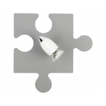 9730  PUZZLE I LIGHT GRAY