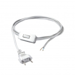 8612 CAMELEON CABLE WITH SWITCH WH