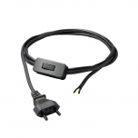 8611 CAMELEON CABLE WITH SWITCH BL